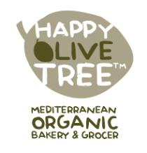 Happy Olive Tree Logo