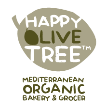 Happy Olive Tree Logo