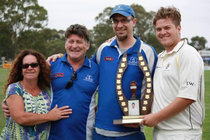 James Wilson Memorial T20 game Sunbury CC v Sunshine United CC this Sunday