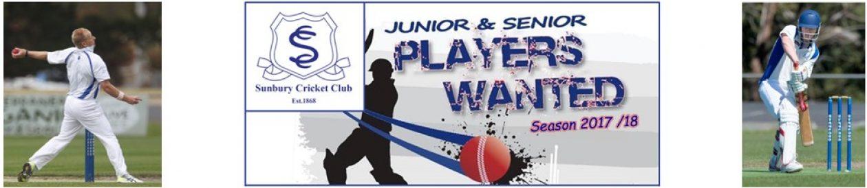 Sunbury Cricket Club