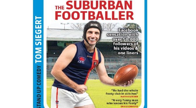 Suburban Footballer  – Live Show