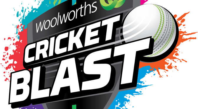 Woolworths Junior Blast Program