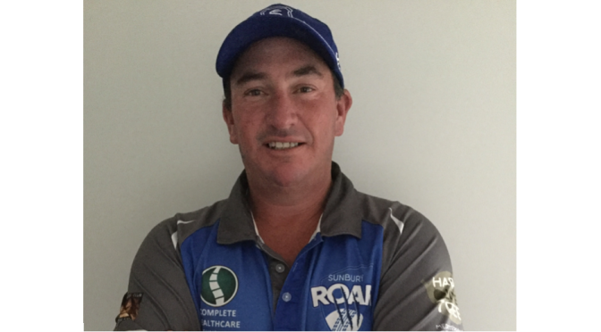 SCC appoint Scott Yardley as Coach for 2020-21